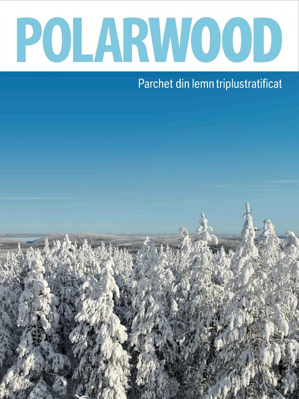 Pagina 1 - Parchet triplu stratificat stejar Polarwood - Catalog POLARWOOD Tundra White Matt,...