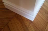 Profile decorative pentru interior Folosite destept, profilele decorative de interior te ajuta sa armonizezi casa in mod practic: cu un profil decorativ ascunzi colturi sau cabluri, scoti in evidenta anumite zone sau le infrumusetezi.