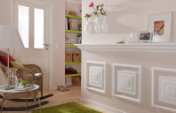 Profile decorative pentru pereti DECOSA
