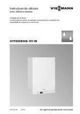 Centrale termice in condensatie - Instructiuni de utilizare VIESSMANN