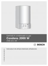 Centrala termica in condensatie - ZWB 24-1AR BOSCH