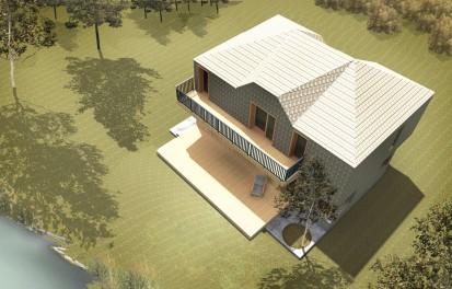 Casa de vacanta P+M - Pitesti / Casa de vacanta P+M - Pitesti 09.5