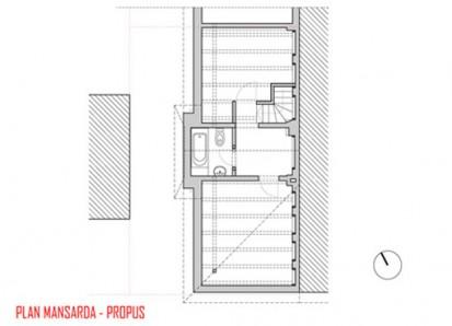 Remodelare mansarda locuinta existenta P+M - Bucuresti, str Ioan Bianu / Remodelare mansarda locuinta existenta - str Ioan Bianu 10.12