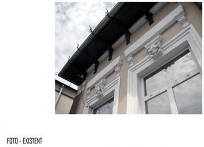Remodelare mansarda locuinta existenta P+M - Bucuresti, str Ioan Bianu / Remodelare mansarda locuinta existenta - str Ioan Bianu 10.15