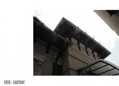 Remodelare mansarda locuinta existenta P+M - Bucuresti, str Ioan Bianu / Remodelare mansarda locuinta existenta - str Ioan Bianu 10.17