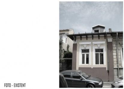 Remodelare mansarda locuinta existenta P+M - Bucuresti, str Ioan Bianu / Remodelare mansarda locuinta existenta - str Ioan Bianu 10.20