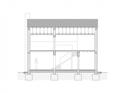 Casa de vacanta P+M - Nistoresti - Breaza - plan constructie P+M - Nistoresti - Breaza