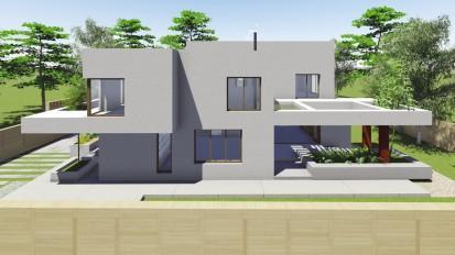 Vila Sp+P+E - Bragadiru / Vila unifamiliala Sp+P+E - Bragadiru 18.11