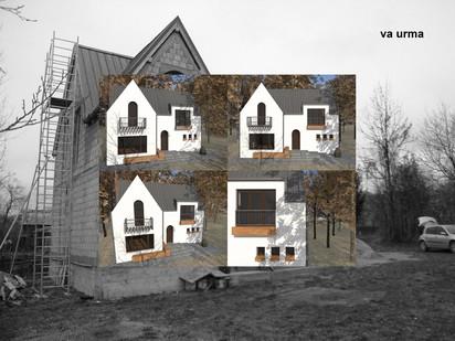Casa de vacanta P+M - Nistoresti - Breaza - In executie 70 P+M - Nistoresti -