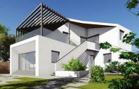 Proiecte de case, proiecte de locuinte unifamiliale AsiCarhitectura