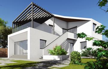 Proiecte de case, proiecte de locuinte unifamiliale Locuinta este spatiul si locul intim unde petrecem foarte mult timp din viata, drept urmare, avem nevoie de specialisti pentru a o realiza.