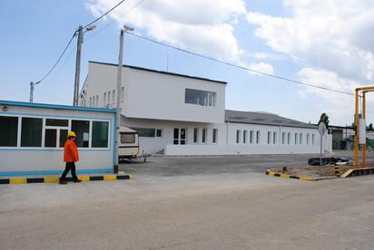 Vestiare pentru angajatii fabricii de pulberi metalice - Buzau / Vestiare pentru angajatii fabricii de pulberi metalice - Buzau 01.23