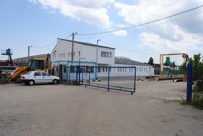 Vestiare pentru angajatii fabricii de pulberi metalice - Buzau / Vestiare pentru angajatii fabricii de pulberi metalice - Buzau 01.24