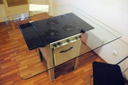 Obiect de mobilier - Aragazul de Satu Mare / Obiect de mobilier - Aragazul de Satu Mare - 01.4