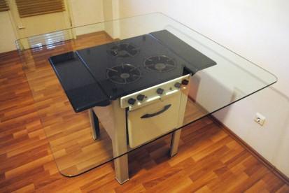 Obiect de mobilier - Aragazul de Satu Mare / Obiect de mobilier - Aragazul de Satu Mare - 01.7