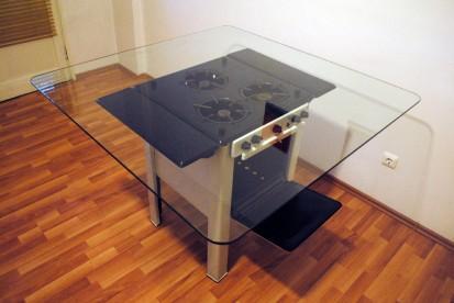 Obiect de mobilier - Aragazul de Satu Mare / Obiect de mobilier - Aragazul de Satu Mare - 01.8