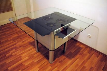 Obiect de mobilier - Aragazul de Satu Mare / Obiect de mobilier - Aragazul de Satu Mare - 01.9