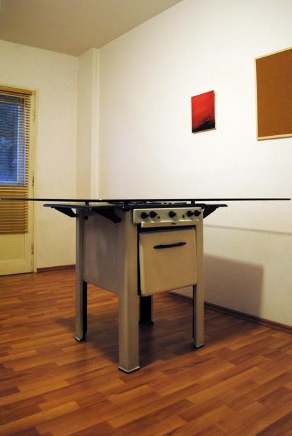 Obiect de mobilier - Aragazul de Satu Mare / Obiect de mobilier - Aragazul de Satu Mare - 01.11