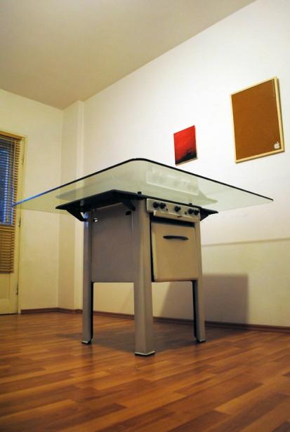 Obiect de mobilier - Aragazul de Satu Mare / Obiect de mobilier - Aragazul de Satu Mare - 01.12
