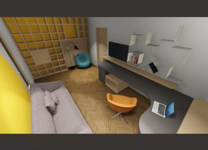 Modificari apartament 2 camere - str. Emil Racovita / Modificari apartament 2 camere - str. Emil Racovita