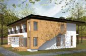 Proiecte pensiuni turistice Atelierul AsiCarhitectura propune arhitectura cu profesionalism, implicare si pasiune pentru proiecte de pensiuni turistice.