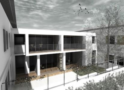 Casa de batrani propusa in foste camine de cazare pentru muncitori - Nehoiasu, Buzau / Casa de batrani - Nehoiasi Buzau 2