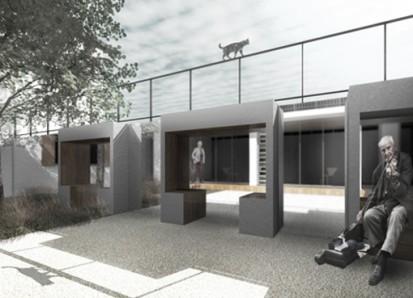 Casa de batrani propusa in foste camine de cazare pentru muncitori - Nehoiasu, Buzau / Casa de batrani - Nehoiasi Buzau 7