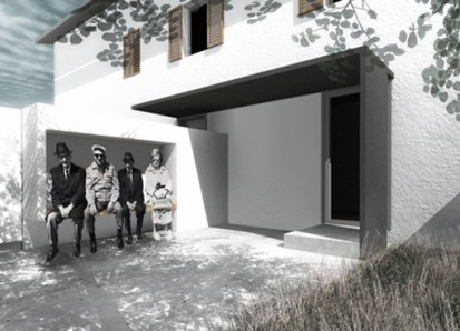 Casa de batrani - Nehoiasi Buzau 8 Camin batrani Casa de batrani propusa in foste camine