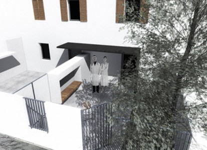 Casa de batrani - Nehoiasi Buzau 9 Camin batrani Casa de batrani propusa in foste camine
