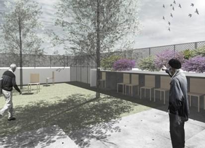 Casa de batrani propusa in foste camine de cazare pentru muncitori - Nehoiasu, Buzau / Casa de batrani - Nehoiasi Buzau 12
