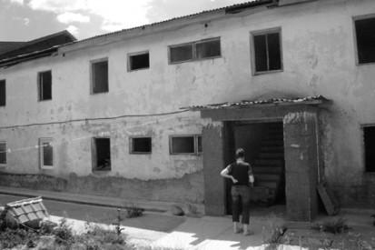 Casa de batrani - Nehoiasi Buzau 27 Camin batrani Casa de batrani propusa in foste camine