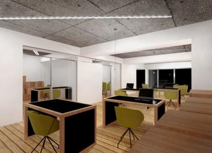 Din garaj in birou (transformare) Transformare garaj Din garaj in birou (transformare)