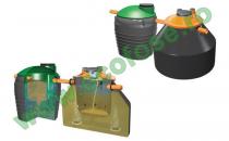 Sistem de epurare din polietilena  GALAXY TERMO TRADING ofera un sistem de epurare din polietilena. Este compus dintr-o fosa septica si o instalatie de noroi activ. Sistemul permite deversarea in emisar conform NTPA 001.