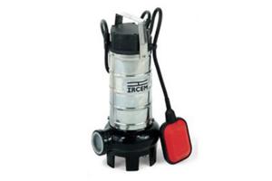 Pompe submersibile pentru ape reziduale GALAXY TERMO TRADING ofera pompe submersibile pentru ape reziduale cu particule in suspensie cu corpul pompei din fonta si dubla etansare.