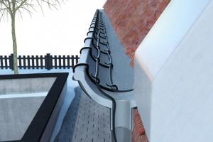 Instalatii ant-inghet, sisteme de degivrare pentru exterior Conceptul ingenios de cabluri de incalzire, senzori si termostate ofera un raspuns adecvat in toate circumstantele de iarna.