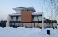 Placi din fibrociment pentru placari fatade ventilate Panourile noii game Swisspearl sunt percepute de arhitectii de top din Europa ca o solutie high-end, cu personalitate distincta.