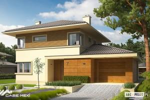 Case la cheie pe structura metalica, din lemn, caramida si BCA Case Mexi aduce pe piata constructiilor civile exprienta cumulata a intregului grup, pe care o transpune intr-o noua viziune asupra constructiilor de case pe structuri metalice.