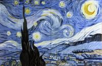 Faianta pictata pentru dormitor Cameleonia va propune decoruri artistice din faianta pictata ce pot fi folosite pentru a infrumuseta dormitorul Dvs. Acestea, prin inramare tip tablou, pot sa dea o nota de culoare si eleganta.