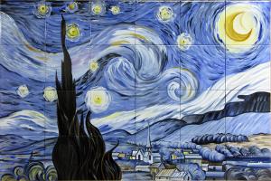Faianta pictata pentru amenajarea dormitoarelor Cameleonia va propune decoruri artistice din faianta pictata ce pot fi folosite pentru a infrumuseta dormitorul Dvs. Acestea, prin inramare tip tablou, pot sa dea o nota de culoare si eleganta.
