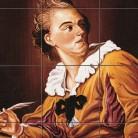Inspiratia - Decoruri artistice din faianta pictata pentru living ARTELUX