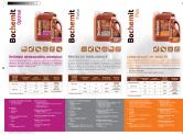 Tratamente pentru lemn impotriva daunatorilor biologici - BOCHEMIT