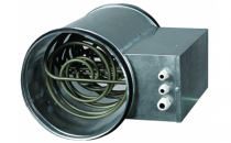 Incalzire si climatizare cu baterii de incalzire pe apa Bateriile de incalzire electrice VENTS pentru conducte sunt proiectate pentru furnizarea de aer cald in sistemele de ventilatie cu conducte rotunde sau rectangulare.