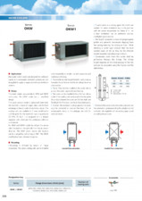 Baterie de racire pe apa 800*500-3 VENTS