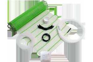 Incalzire electrica in pardoseala Sistemele electrice de incalzire prin pardoseala Thermoval, sunt alcatuite din componente cu durata foarte mare de viata pentru a obtine o temperatura egala in orice parte a incaperii si pentru a asigura un confort sporit.