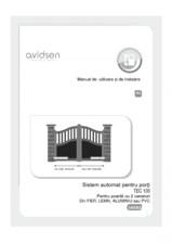 Sistem automat pentru porti TEC 100 AVIDSEN