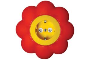 Aparataj electric  Gama de produse Happy este proiectata special pentru a fi folosita in camerele copiilor, gradinite, scoli si alte spatii in care copiii petrec mult timp, pentru un décor amuzant si interesant.