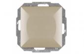 Aparataj electric  PERŁA - gama de prize si intrerupatoare IP20 cu un design clasic si elegant.