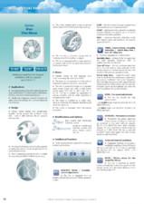 Ventilator axial fi 100-125mm iFAN VENTS