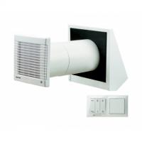 Ventilatie casnica inteligenta Ventilatoare axiale inteligente VENTS cu capacitate pana la 133 m3/h. Ventilatoare de aerisire inovatoare cu un design stilat pentru un confort ridicat in bai, bucatarii si alte incaperi.