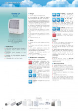 Ventilator centrifugal de perete fi 100 VENTS